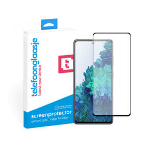 Telefoonglaasje Samsung Galaxy S20 FE tempered glass screenprotector