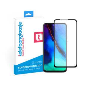 Telefoonglaasje Motorola Moto G Pro screenprotector gehard glas