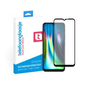 Telefoonglaasje Motorola Moto G9 Play screenprotector gehard glas