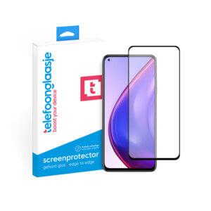 Telefoonglaasje Xiaomi Mi 10T screenprotector van gehard glas