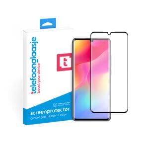 Telefoonglaasje Xiaomi Mi Note 10 Lite screenprotector van gehard glas