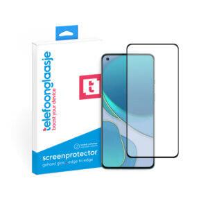 Telefoonglaasje OnePlus 8T screenprotector van gehard glas