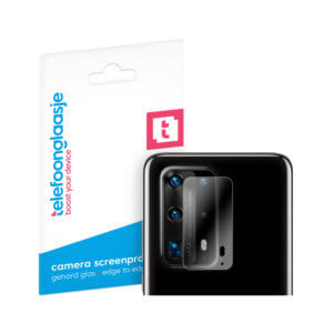 Huawei P40 Pro Plus camera screenprotector - Telefoonglaasje