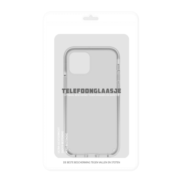 iPhone 12 Clear Case in verpakking