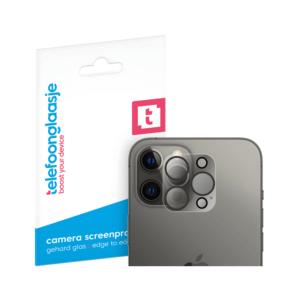iPhone 12 Pro camera screenprotector gehard glas - Telefoonglaasje