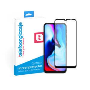 Motorola Moto E7 Plus screenprotector met verpakking Telefoonglaasje