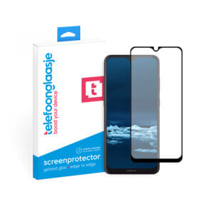 Nokia 5.3 screenprotector Telefoonglaasje