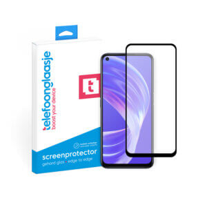OPPO A73 screenprotector met verpakking Telefoonglaasje