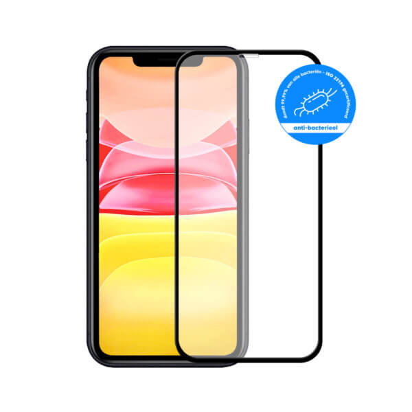 iPhone 11 anti-bacteriële screenprotector