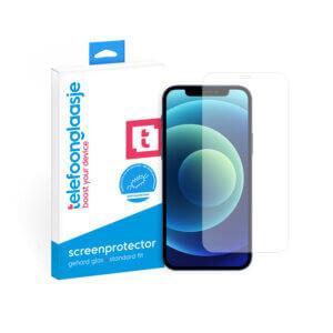 iPhone 12 anti-bacteriële screenprotector