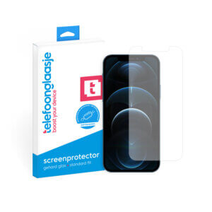 iPhone 12 Pro anti-bacteriële screenprotector