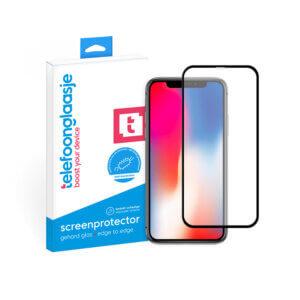 iPhone X anti-bacteriële screenprotector