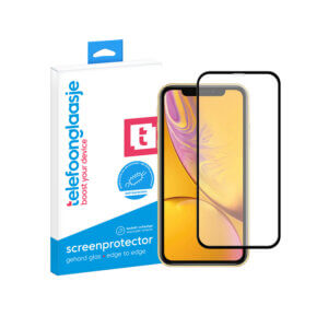 iPhone Xr anti-bacteriële screenprotector