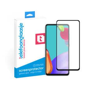 Telefoonglaasje Samsung Galaxy A52 screenprotector Telefoonglaasje