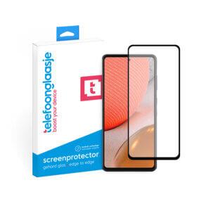 Telefoonglaasje Samsung Galaxy A72 screenprotector Telefoonglaasje