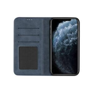 iPhone 11 Pro Max Bookcase Blauw