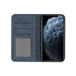 iPhone 11 Pro Max Bookcase Blauw
