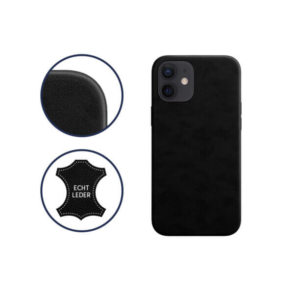iPhone 12 MagSafe Leder