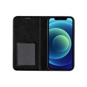 iPhone 12 Mini Bookcase Zwart Open