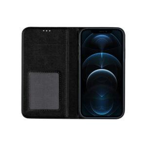 iPhone 12 Pro Bookcase Zwart Open