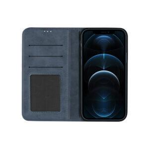 iPhone 12 Pro Max Bookcase Blauw