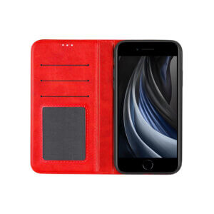 iPhone SE (2020) Bookcase Rood