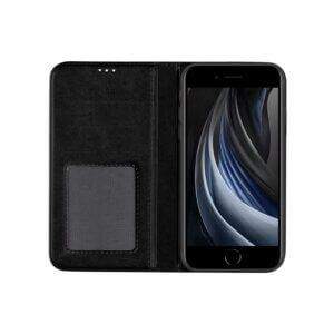 iPhone SE (2020) Bookcase Zwart
