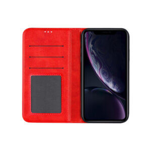 iPhone XR Bookcase Rood