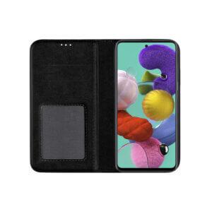 Samsung Galaxy A51 Bookcase Zwart