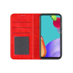 Samsung Galaxy A52 Bookcase Rood