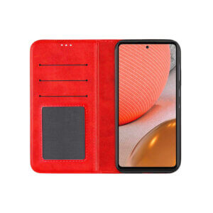 Samsung Galaxy A72 Bookcase Rood