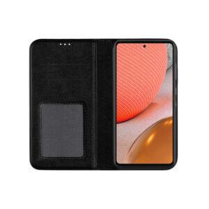 Samsung Galaxy A72 Bookcase Zwart