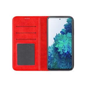 Samsung Galaxy S20 FE Bookcase Rood
