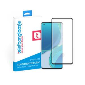 Telefoonglaasje OnePlus 9 screenprotector van gehard glas