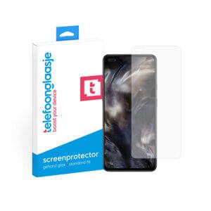 OnePlus Nord screenprotector met verpakking