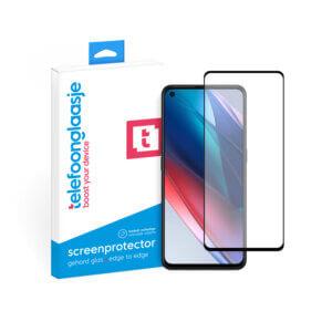 OPPO Find X3 Lite screenprotector met verpakking