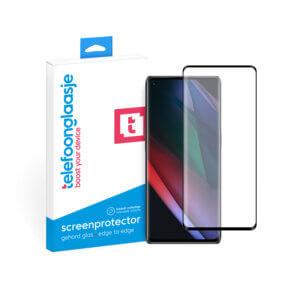 OPPO Find X3 Neo screenprotector met verpakking