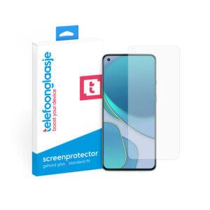 OnePlus 8T screenprotector met verpakking