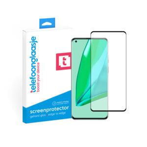 OnePlus Nord CE screenprotector gehard glas - Doosje