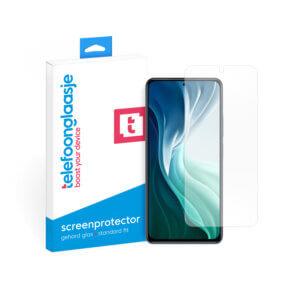 Xiaomi Mi 11i screenprotector gehard glas - Doosje