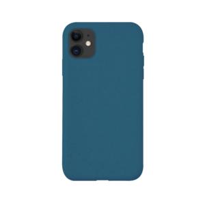 iPhone 11 Bio hoesje - Blauw