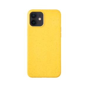 iPhone 11 Bio hoesje - Geel