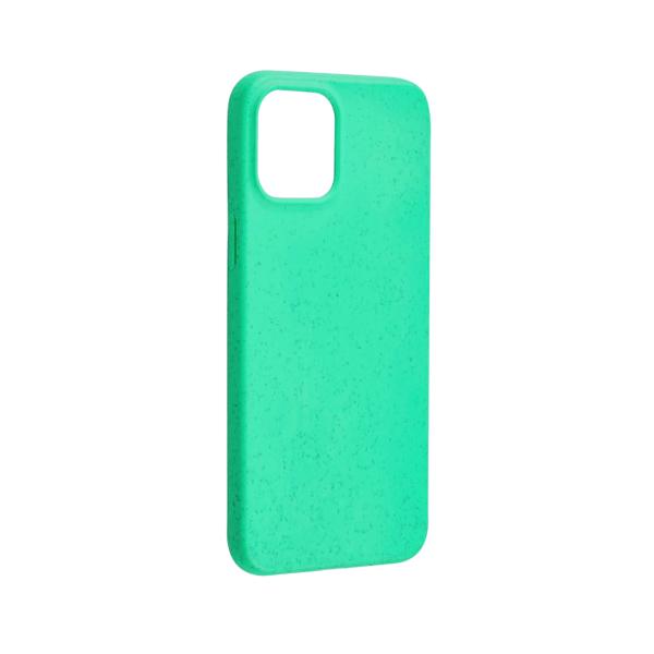 iPhone 12 Bio Hoesje Groen Links