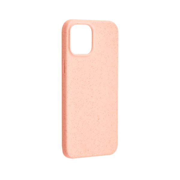 iPhone 12 Bio Hoesje Roze Links