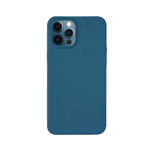 iPhone 12 Pro Bio Hoesje Blauw
