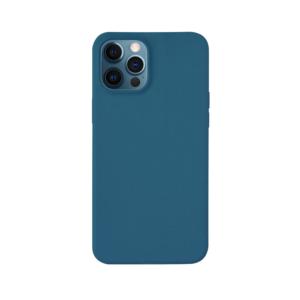 iPhone 12 Pro Max Bio Hoesje Blauw