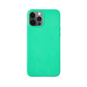 iPhone 12 Pro Max Bio Hoesje Groen