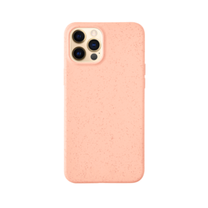 iPhone 12 Pro Max Bio Hoesje Roze