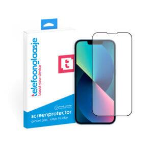 iPhone 13 screenprotector gehard glas Edge to Edge