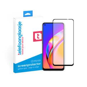 OPPO A94 screenprotector Edge to Edge